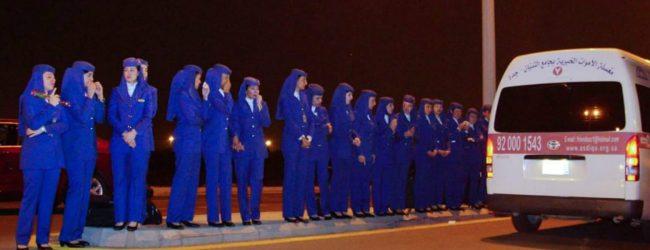Easter attacks : Saudi Airline crew members make final journey home