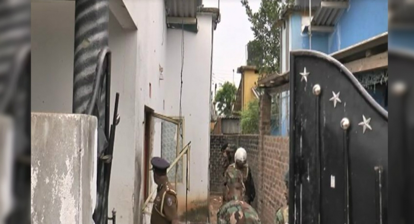 Saindamarudu operation : 15 dead in shootout and blasts