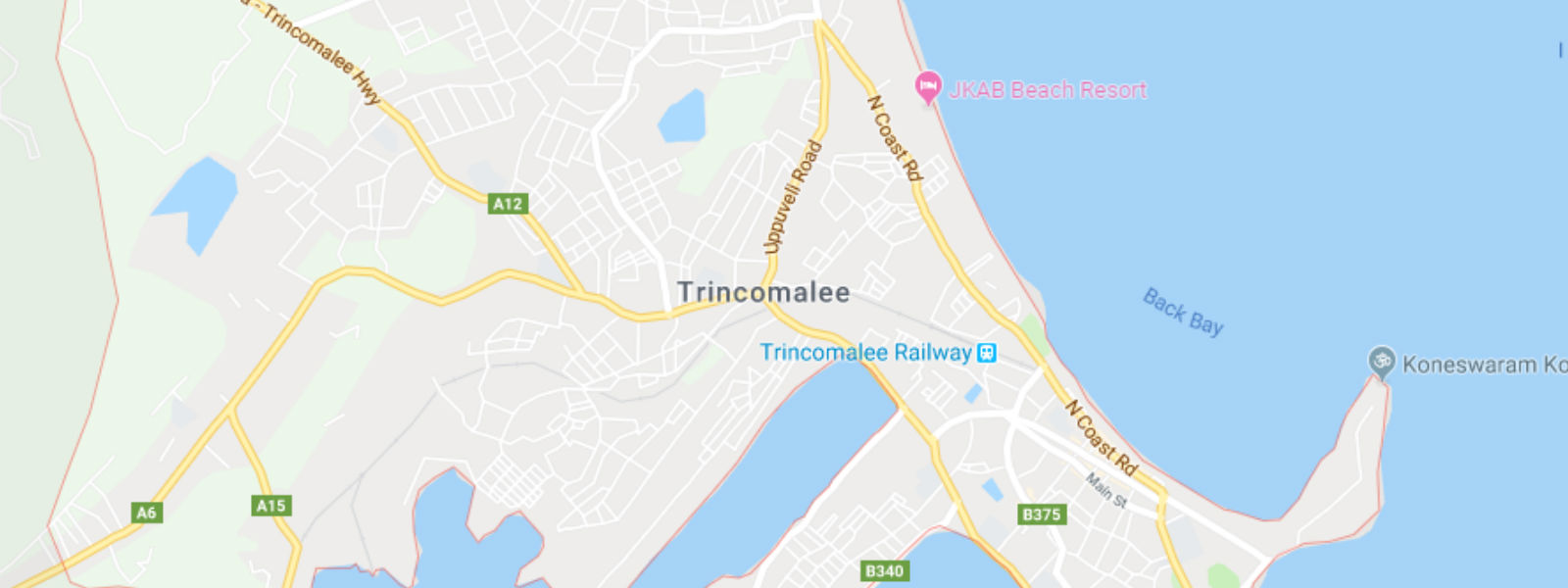 Trincomalee port to be turned into a industrial and tourism zone