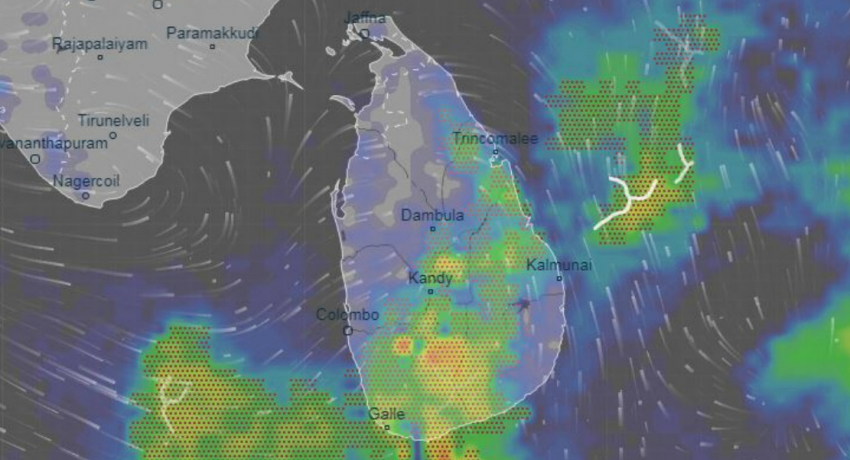 WEATHER ADVISORY: Cyclonic storm during next 12 hours