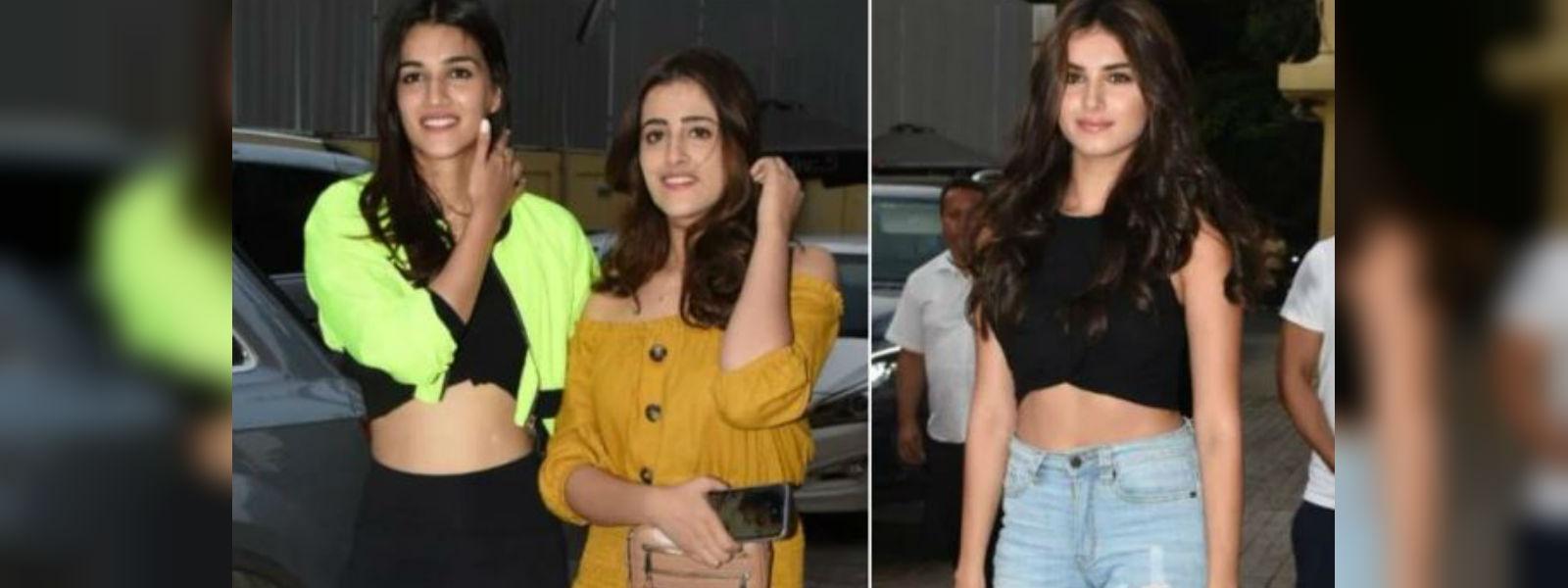 Bollywood stars attend screening of 'Avengers: Endgame' in Mumbai