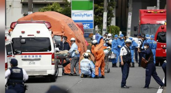 Two killed, 15 school girls injured in Japan stabbing -NHK
