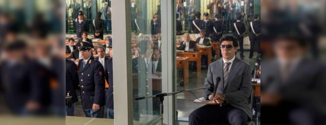 True story of Sicilian mobster turned informant screens in Cannes