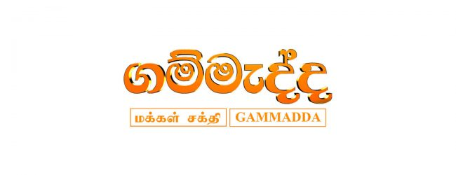 Another Gammadda disaster awareness program in Matara today