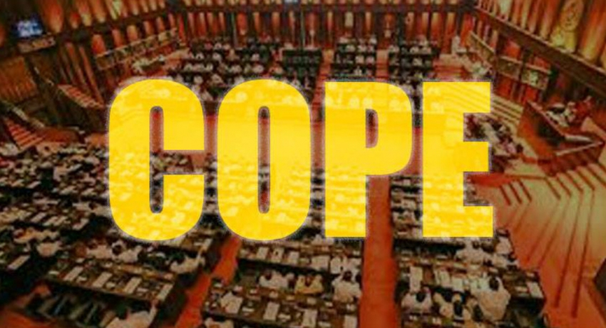 Third report submitted by COPE reveals massive losses at state institutions