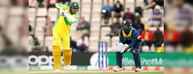 Sri Lanka suffer 5 wicket defeat against Australia