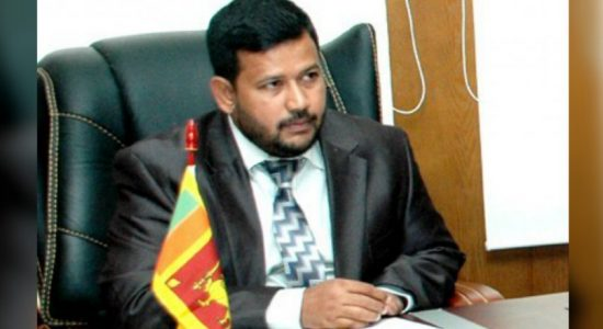 """Why should I resign?"" – Minister Rishad Bathiudeen"