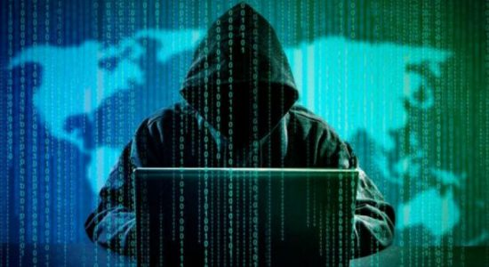 Cyber attack on several SL websites