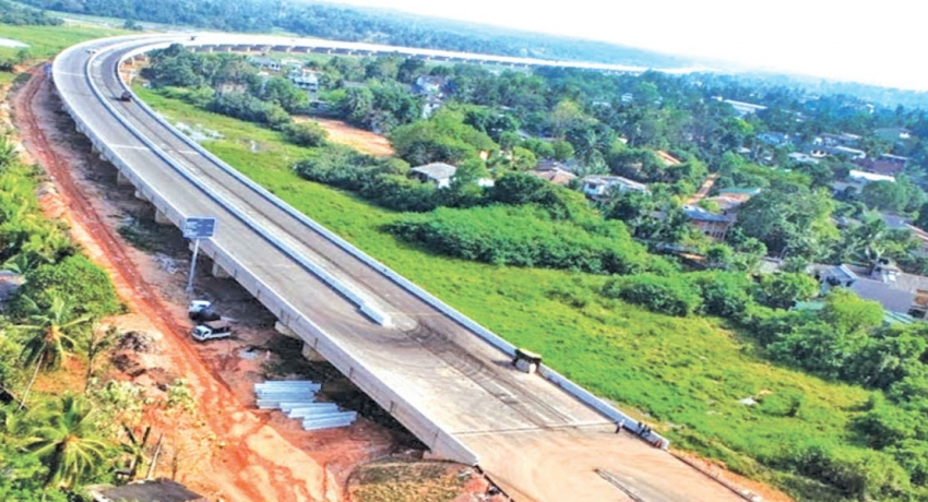 Rs 60bn loans from state banks to construct the Central Expressway due to absence of FDI