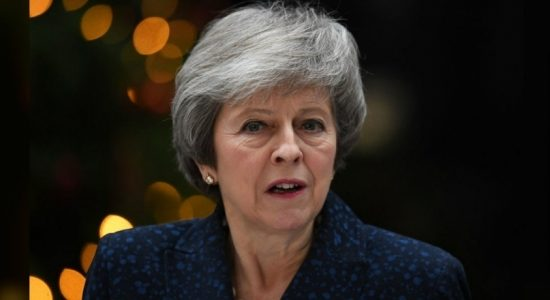 Theresa May resigns from post of PM