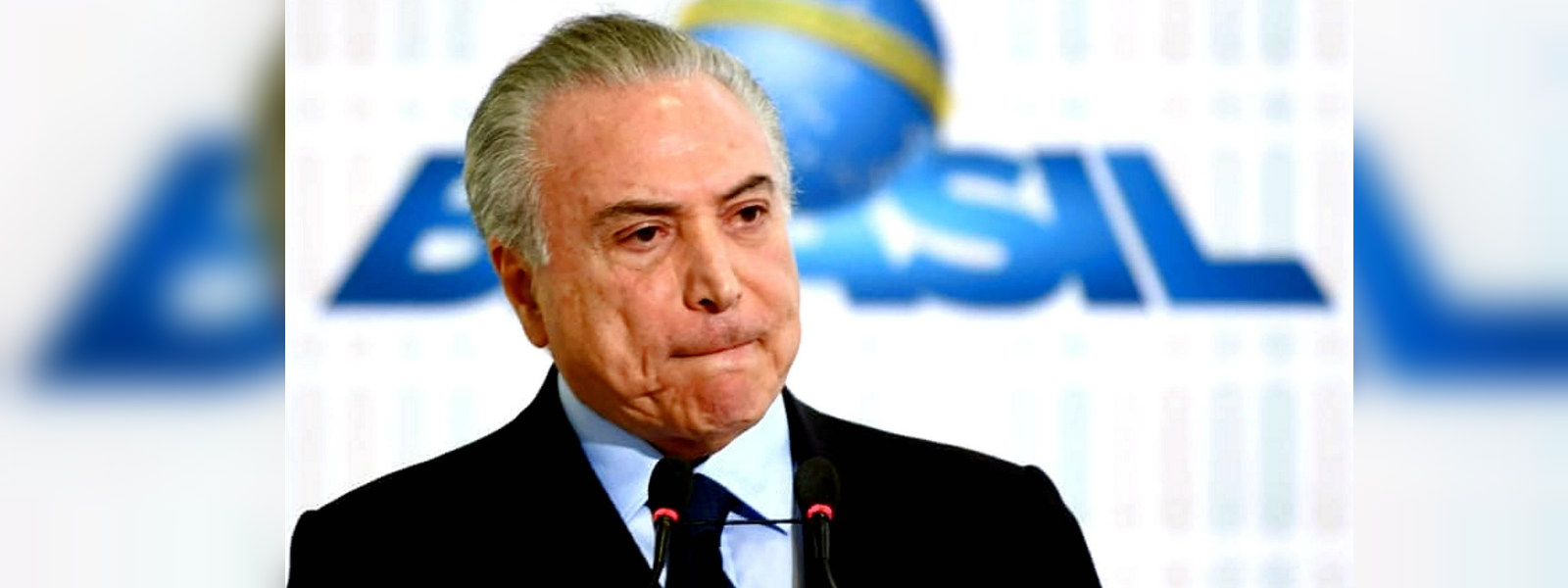 Brazil ex – president Temer turns himself in following corruption allegations