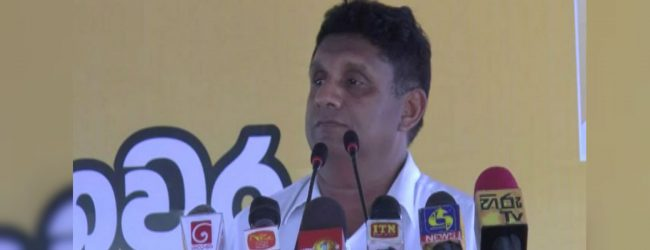 """Though Buddhism is protected by constitution, it is not enough"" – Minister Sajith Premadasa"
