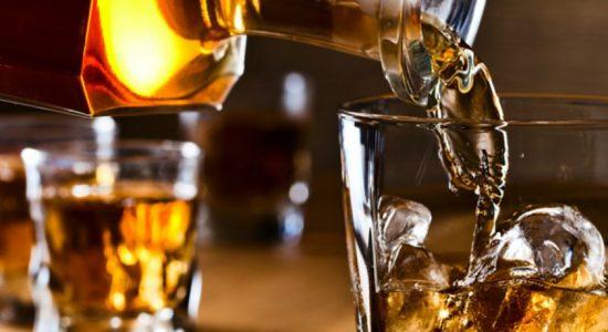 4600 liters of illegal liquor seized