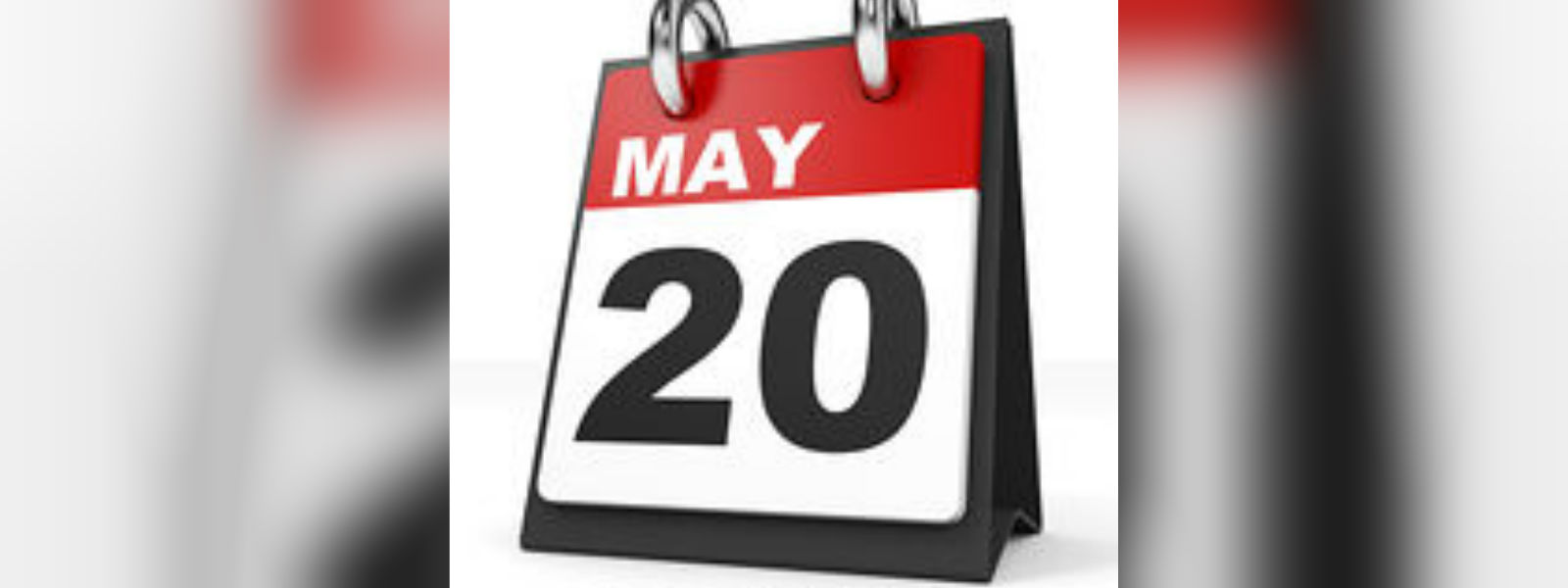 May 20th declared a Public Holiday