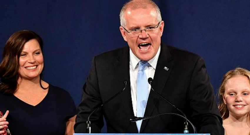 2019 Australia elections: Morrison secures historic win