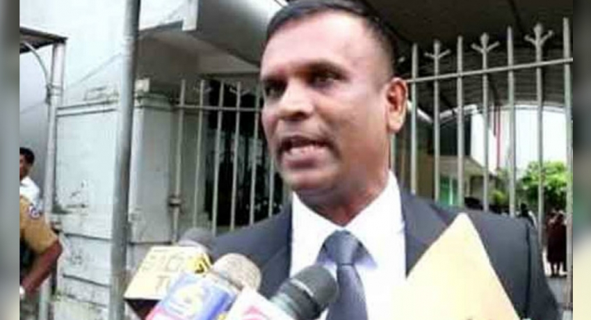"""Namal Kumara's arrest is part of a conspiracy"" – Attorney-at-law Ajith Prasanna"