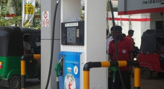 Fuel prices increased against world market drop