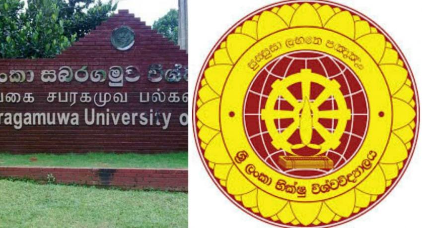 Sabaragamuwa and Anuradhapura Bhikku universities to resume academic activities