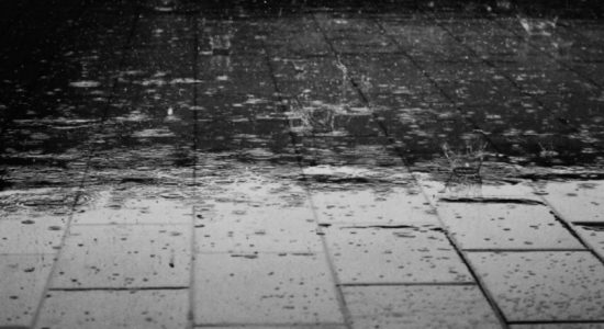 Showers or thundershowers in several provinces today