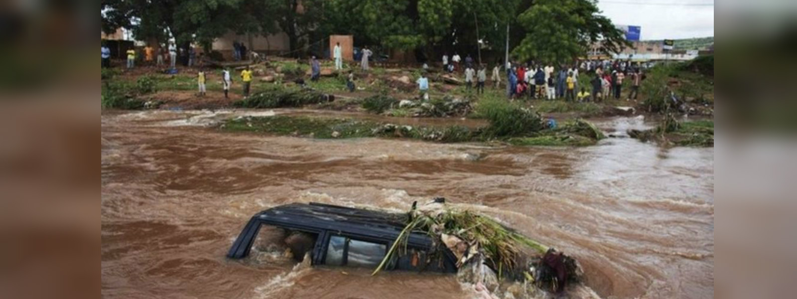 At least 15 killed in Mali floods