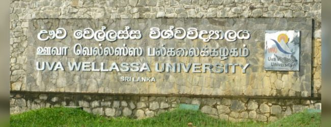 Uva Wellassa University to reopen on May 21st