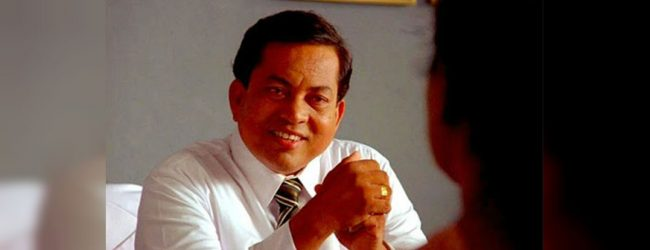 Veteran actor Gamini Hettiarachchi, passes away