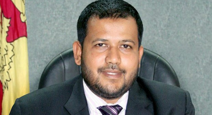 Minister Bathiudeen at FCID