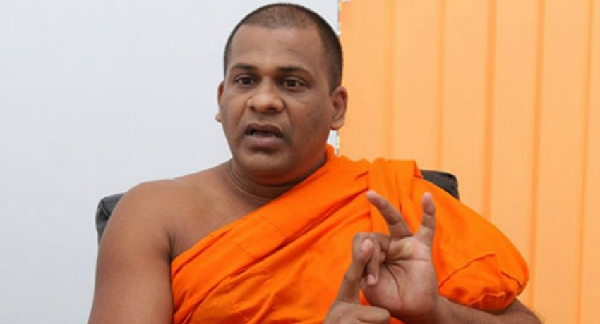 Presidential pardon for Venerable Galagodaaththe Gnanasara Thero