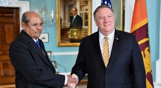 USA to support Sri Lanka in fight against terrorism