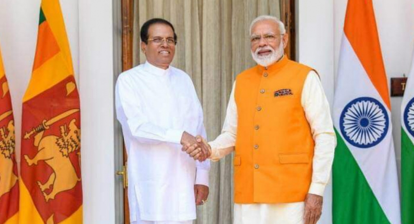 India – Sri Lanka leaders reiterate commitments