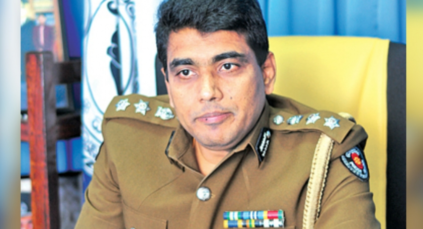 Protest campaigns held islandwide hinders the functions of the police – DIG Ajith Rohana
