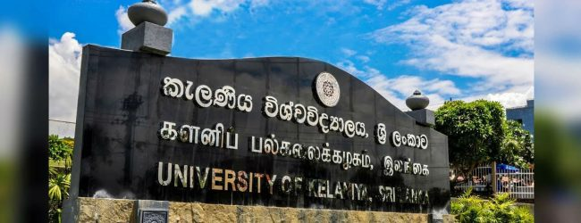 University of Kelaniya closed again