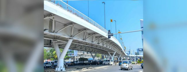 Single-bid contract for Getambe and Kohuwela flyovers
