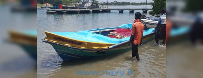 Nine arrested for illegal fishing in Polmalkuda