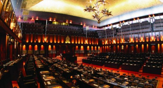 Delay tactics for no-confidence motion : Tense situation in parliament