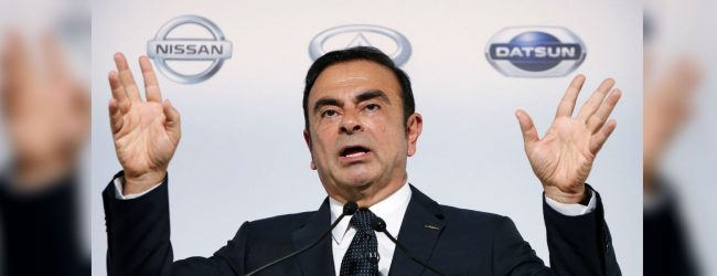 Former Nissan chairman Carlos Ghosn starts pre-trial hearings