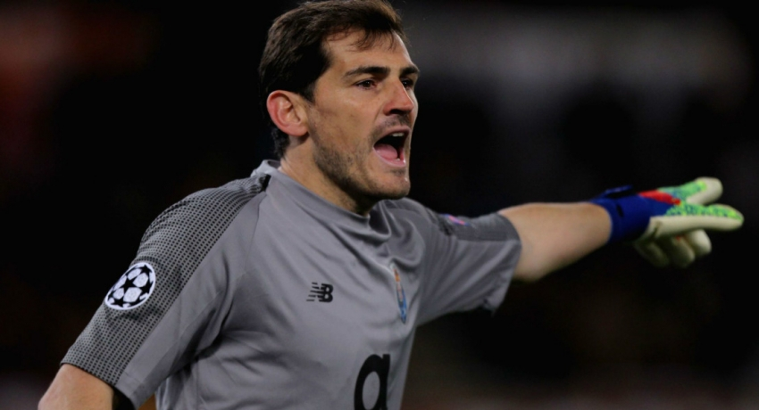 Casillas not ready to retire after clean bill of health from doctor
