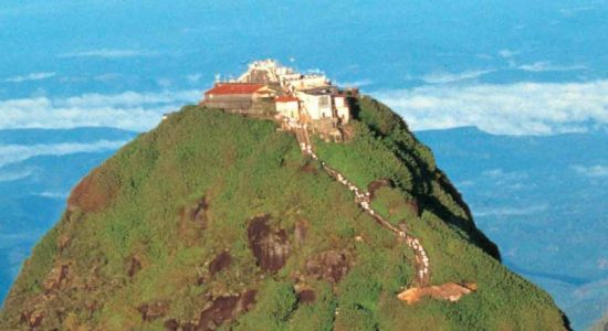 Sri Pada pilgrimage season ends today