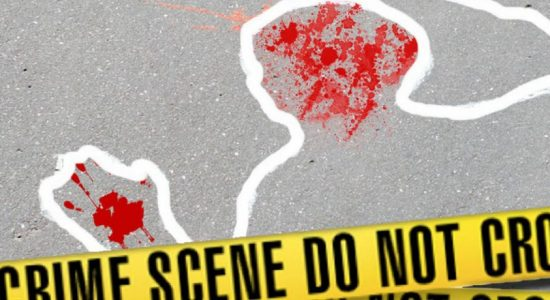 Extramarital affair ends in murder