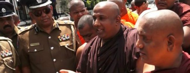 ICCPR being used selectively: Ven. Magalkande Sudaththa Thero