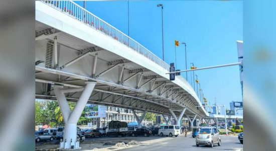 Single-bid contract for Getambe and Kohuwela flyovers