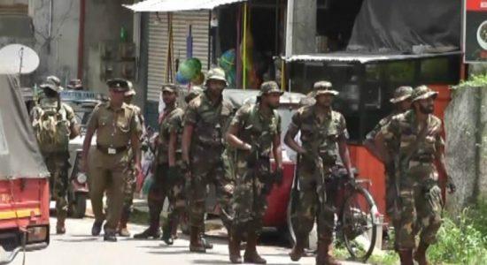 30 arrests in Nittambuwa and Pannala