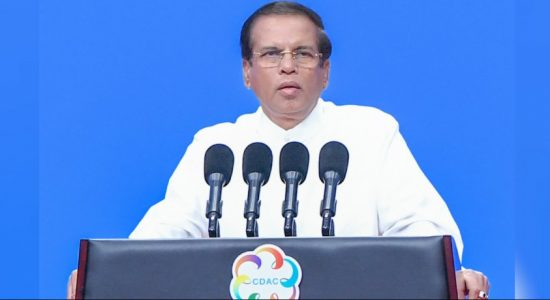 President emphasizes the need to join hands to eradicate terrorism