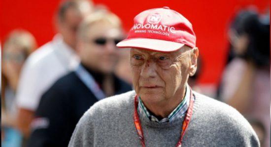 Motor racing-Former F1 champion Lauda dies