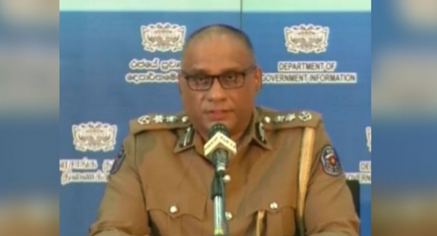 Do not mistake our patience for a weakness – A warning from acting IGP C.D. Wickramaratne