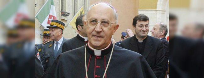 His EminenceCardinal Fernando Filoni visits Sri Lanka