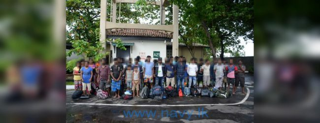 41 Australia bound illegal immigrants arrested