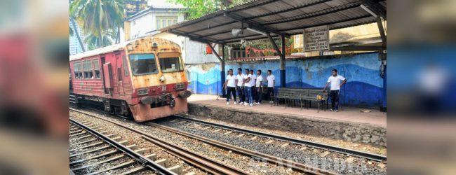 Secretariat railway station closed