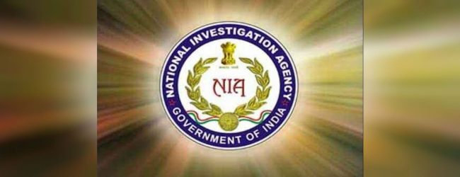 Officials of India's National Investigation Agency arrives in Sri Lanka for 4/21 attack investigations