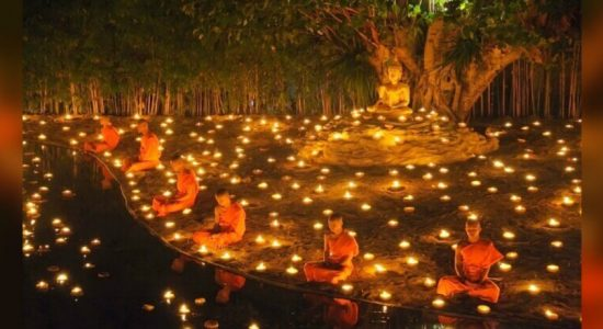 Religious leaders issue special messages to mark Vesak Poya